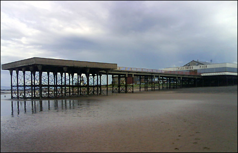 The Pier in its prime